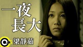 梁靜茹 Fish Leong【一夜長大 Growing Up】Official Music Video thumbnail