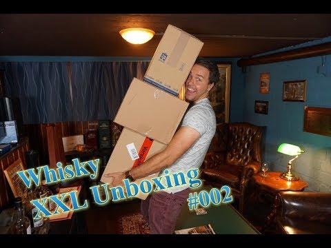 Whisky XXL Unboxing #002 (Talking Malts)