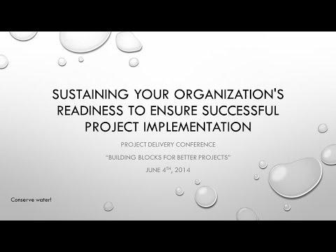 2014 Project Delivery Session 09 Part 3 Project Management - A PSP Forum