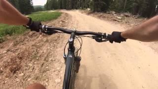 Downhill Mountain Biking, Sunrise Ski Park, AZ (2)