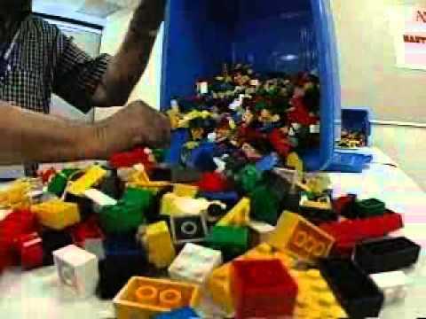 Lego Contest at the Art institute of Phoenix