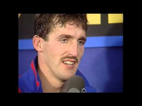 Jeff Hostetler NFC Championship Interview