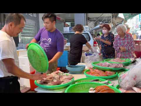 Taiwan Seafood Auction-Amazing fish And Price