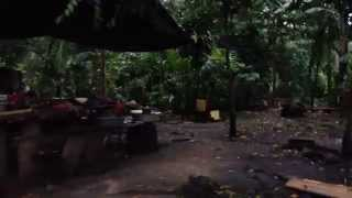 Cyclone Hatti Preparations, Epau, Efate, Vanuatu