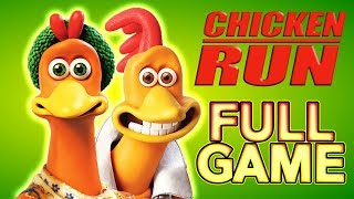 Chicken Run Walkthrough FULL GAME Longplay (PS1, PC, Dreamcast)