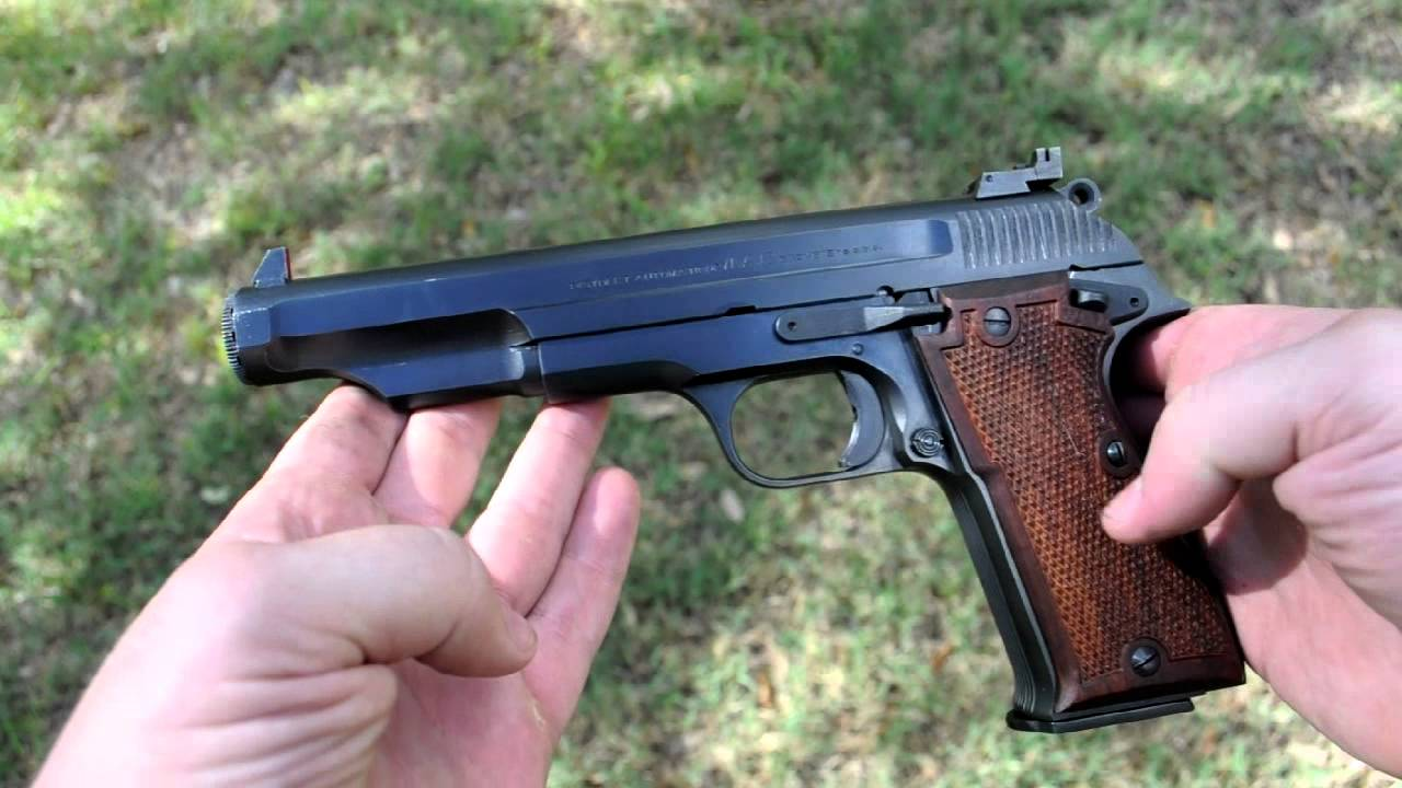 Shooting: MAB PAP F1 - not your everyday PA-15
