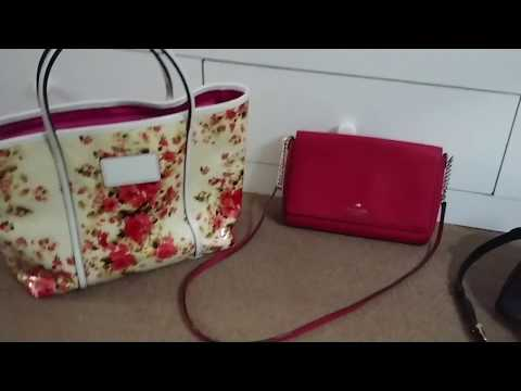 I found Designer Handbags From Thrift Stores! Dolce and Gabbana, kate spade, MCM