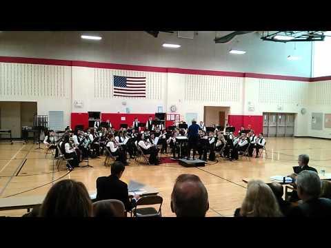 IGSMA Concert - McHenry Middle School #1 20130309