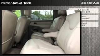 2001 GMC Yukon XL 1500 SLT  - Slidell