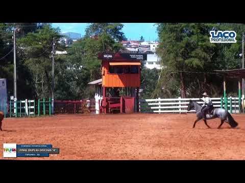 Alan Soares e Thaian de Ávila - Rodeio Internacional de Tapejara 2020