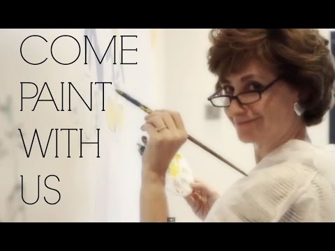 ILLUSTRATORS TAKE OVER | Artists paint the Pan Macmillan offices
