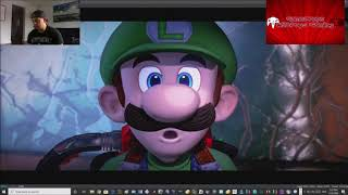 Luigi's Mansion 3 Yuzu Nintendo Switch Emulator Early Release #235 Vsync & Widescreen 2:19 Pt 8