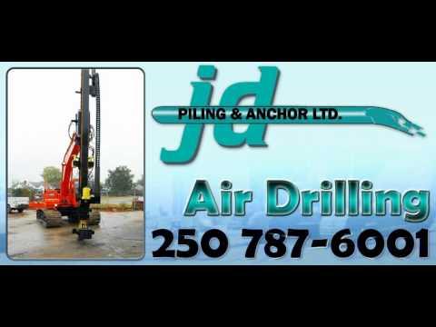 JD Piling & Anchoring Ltd. Billboard Advertisement