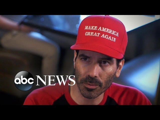 Manager tells man he needs to remove his MAGA hat | What Would You Do? | WWYD