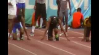 Northeast Youth Invitational - Icahn Stadium - Youth Boys 100m - KJ