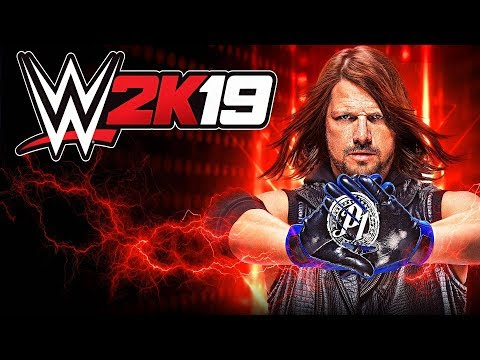 Playing WWE 2K19 EARLY!! (WWE 2K19 My Career Mode - Part 1)