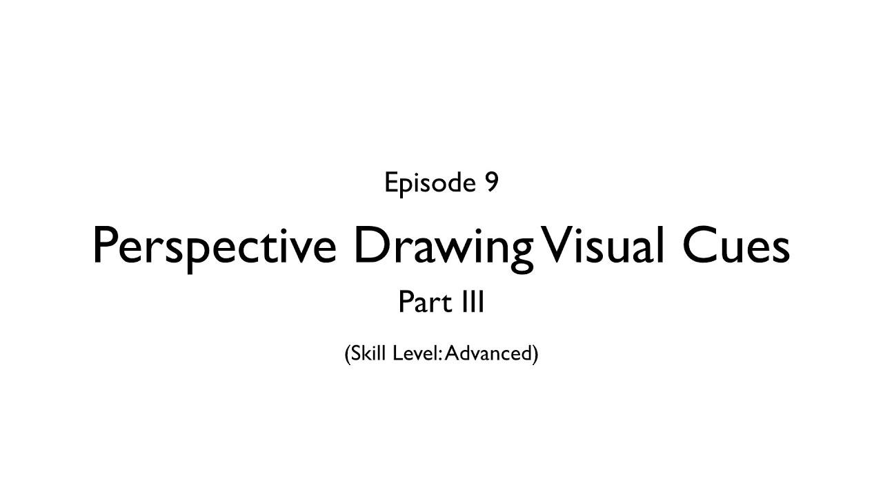 Manga Studio Guide, Episode 10: Perspective Ruler Visual