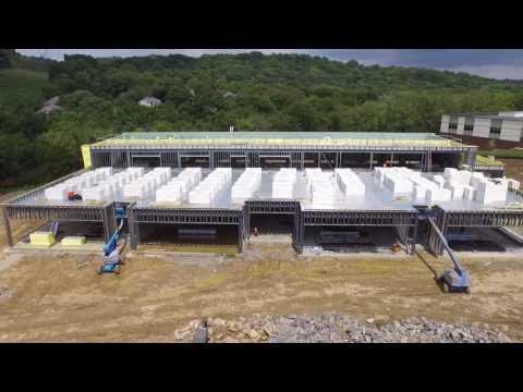 Music City Motor Cars Construction July 2016
