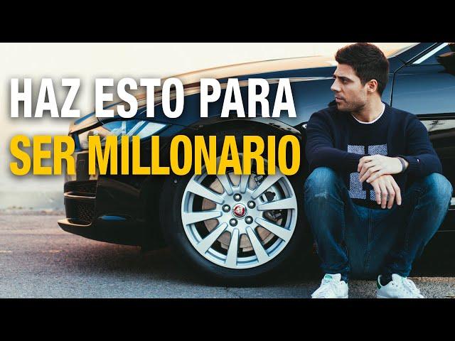💰 CÓMO SER MILLONARIO [Explicado Paso a Paso]