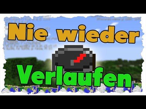 Orientierung In Minecraft - Nie Wieder Verlaufen - Tipps  [Deutsch|HD+]