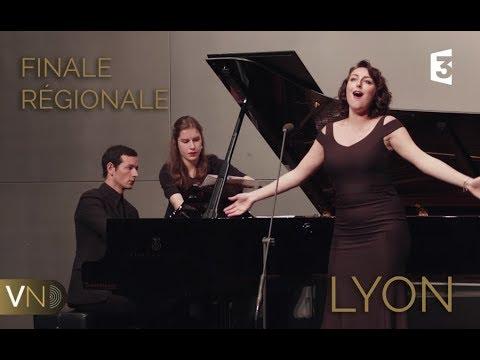 Voix Nouvelles : la finale régionale à l'Opéra de Lyon