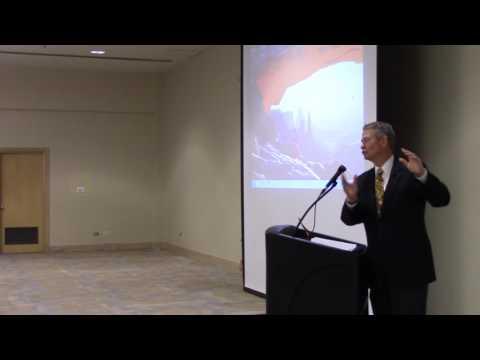 Idaho Lieutenant Governor Brad Little Speaks to ISU College of Business