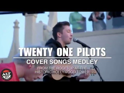 Twenty One Pilots - Cover Songs Medley - ALT 98.7