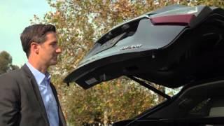 Hands Free Power Rear Door: Lexus RX