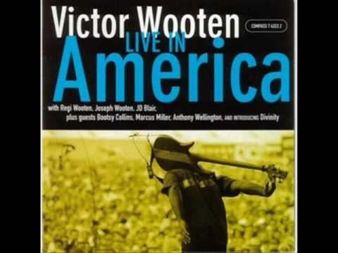Victor Wooten - If U Want Me To Stay/Thank You For Lettin Me Be Mice Elf