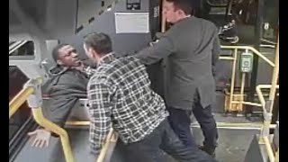 VIDEO: TTC surveillance video of Toronto police detective accused of assault