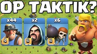 44 MINER - OP TAKTIK?! || CLASH OF CLANS || Let's Play CoC [Deutsch Android iOS]