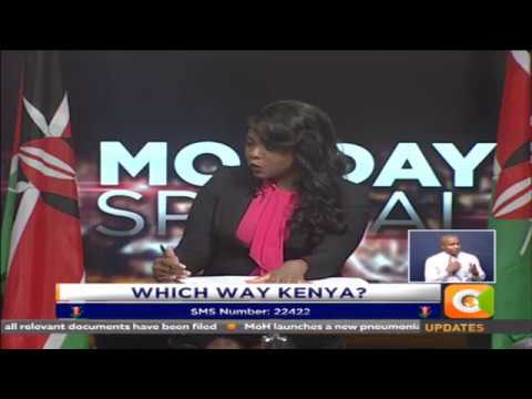 Monday Special : Which Way Kenya?