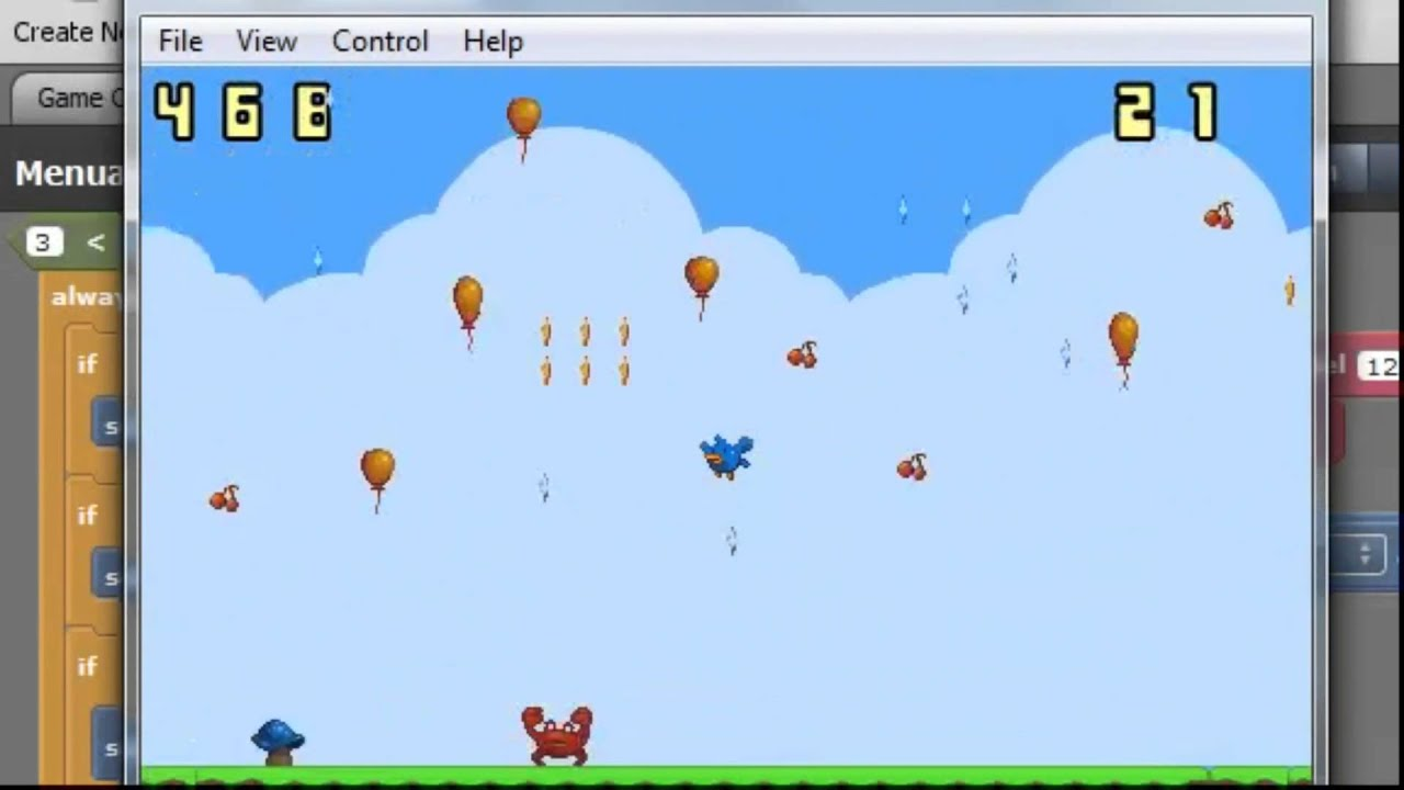 First Flight  Menu and Gameplay Development Demo