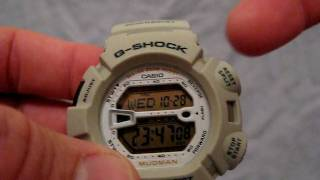 Casio G-Shock Mudman G9000 Video Review