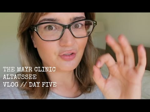 Inside The Viva Mayr Clinic Altaussee // Video Diary Day Five // Madeleine Loves
