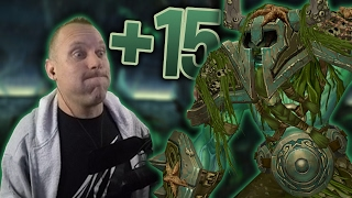KEEP KITING - Maw of Souls Level 15 Keystone (No Timer) - WoW Legion Dungeons
