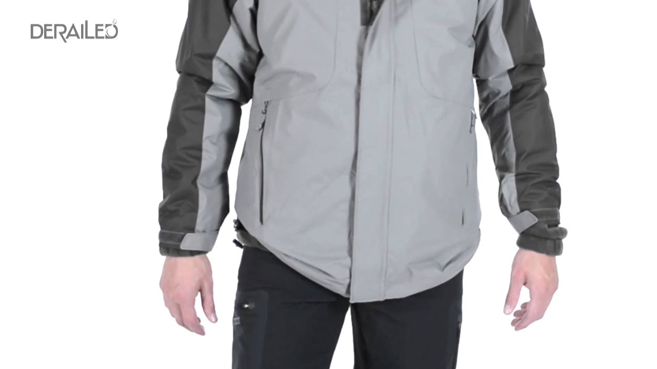 Columbia men's 3 in 1 system jacket