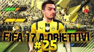 FIFA 17 a OBIETTIVI #25  