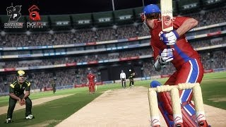 Evolution OF Cricket Video Games 1996-2018