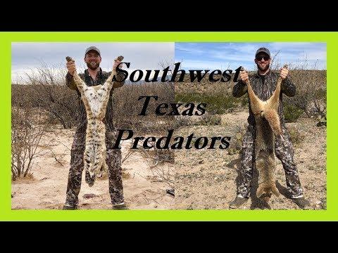 Predator Season Ep. 2 - Southwest Texas