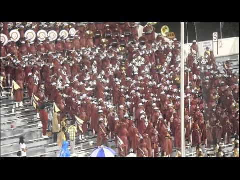 BCU vs SCSU-5th Quarter Round 2 2012