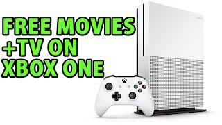100% FREE MOVIES, TV Series and more ON THE XBOX ONE 😱