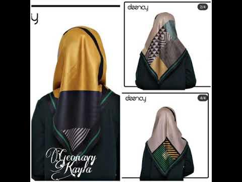 13 Model Hijab Deenay Terbaru Youtube