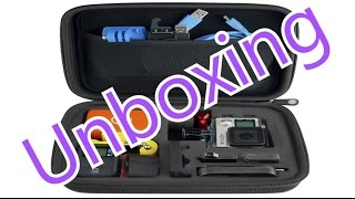 Unboxing - GoPro Case by CamKix for GoPro Hero 1/2/3/3+/4 and Accessories