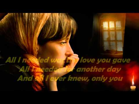 Yazoo - Only You [Lyrics] HD