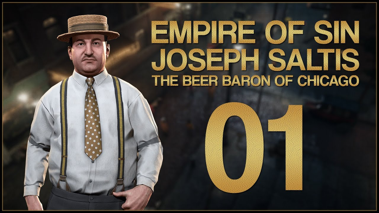 Download THE BEER BARON OF CHICAGO - Joseph Saltis - Empire of Sin - Ep.01!