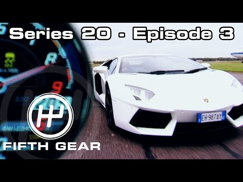 Fifth Gear: Series 20 Episode 3