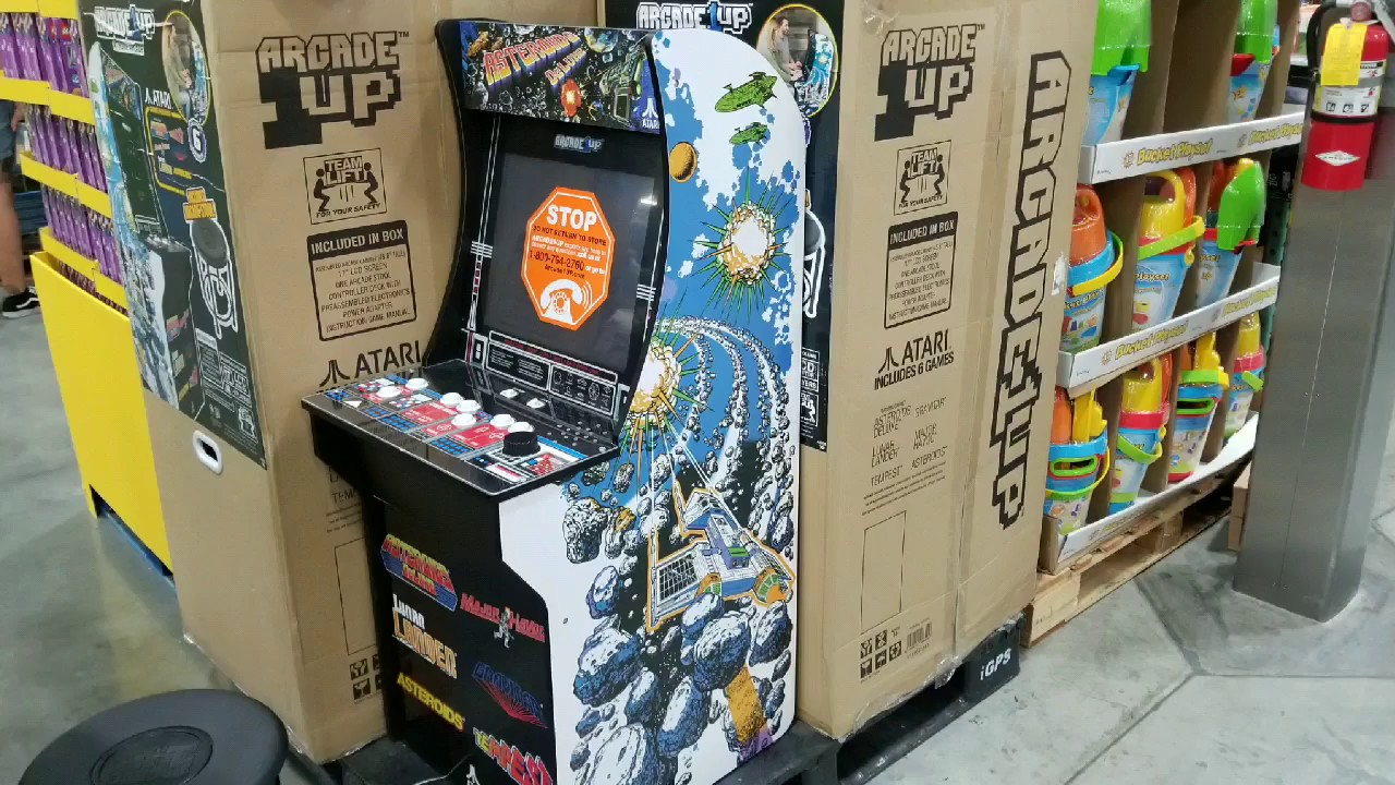 Costco! ARCADE1UP - Arcade Game Machine! $199!!!