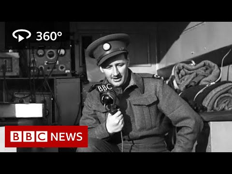 In 360: 1943 Berlin Blitz - BBC News