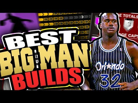 BEST UNSTOPPABLE OVERPOWERED BIG MAN BUILD IN NBA 2K18!! MAKE IF YOU WANT TO DOMINATE IN NBA 2K18